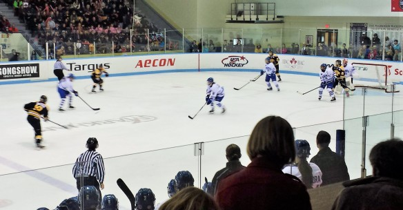 Boston Blades vs Toronto Furies